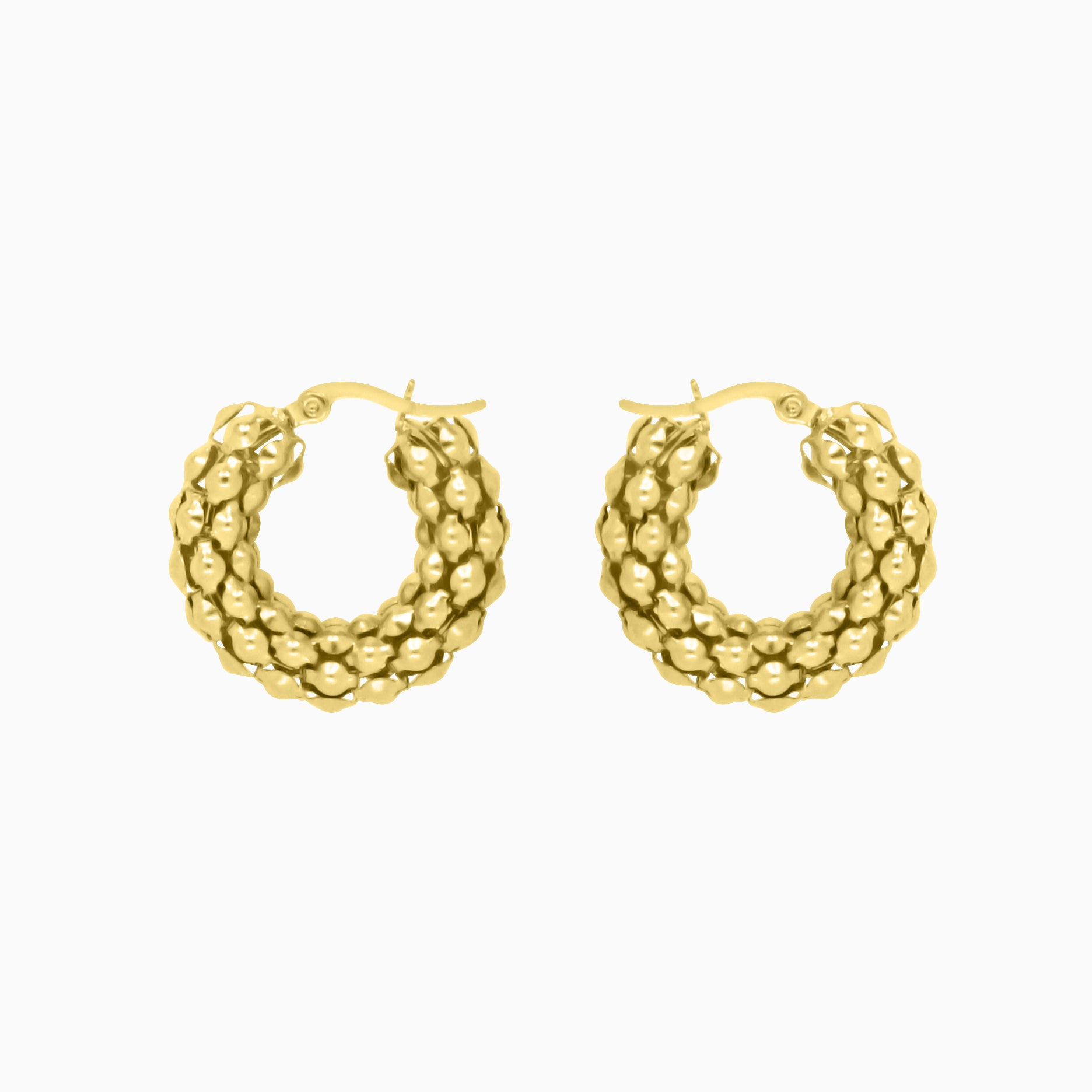 Bia Hoop Earrings
