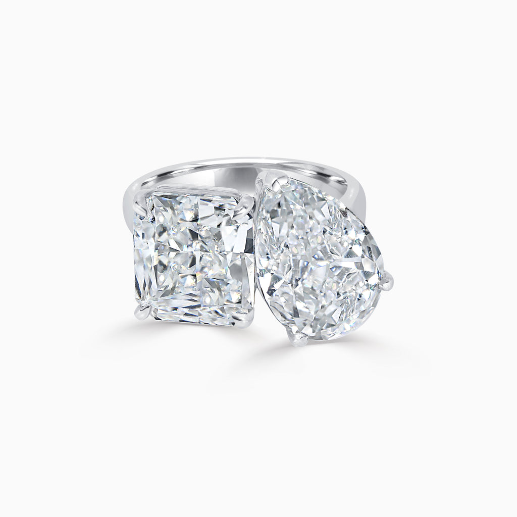 DYADA | 9ct Two Stone Ring