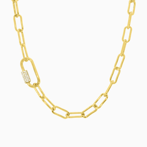 Nilus Necklace - Yellow Gold