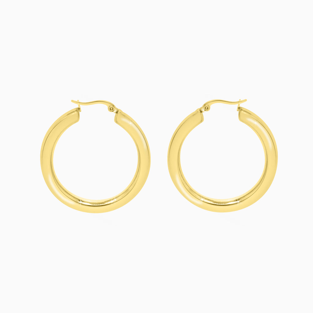 Orion Hoop Earrings
