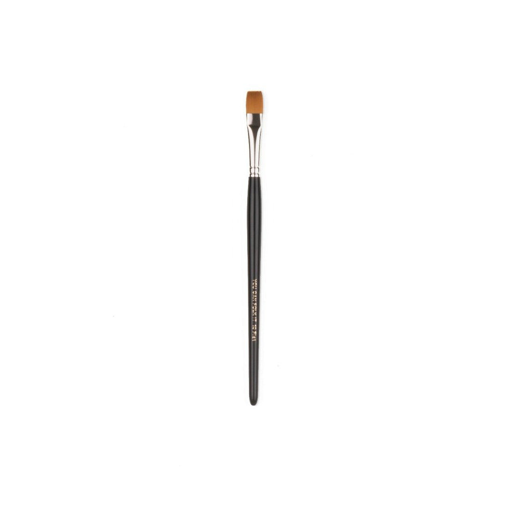 No. 10 Luxe Flat Brush