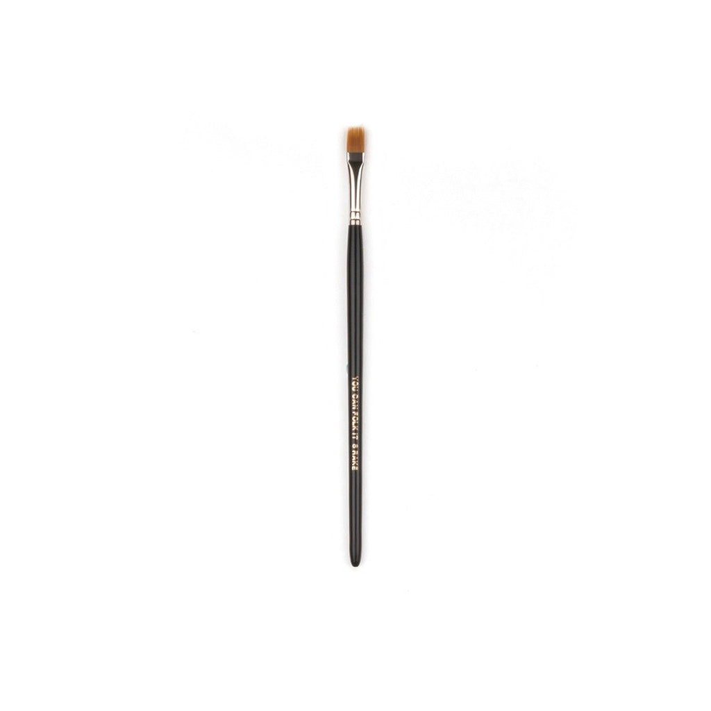 No 8 Luxe Rake Brush