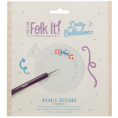 Dotty Collection - Bauble designs
