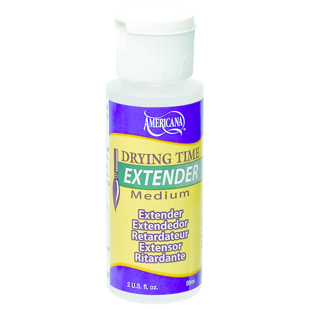DecoArt Drying time extender - useful for Folk Art painting