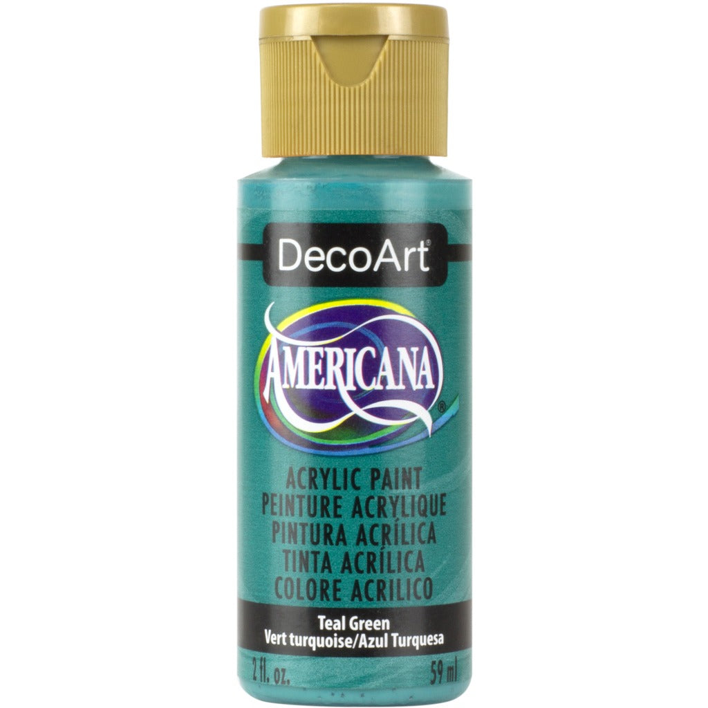 Teal Green 2oz Americana