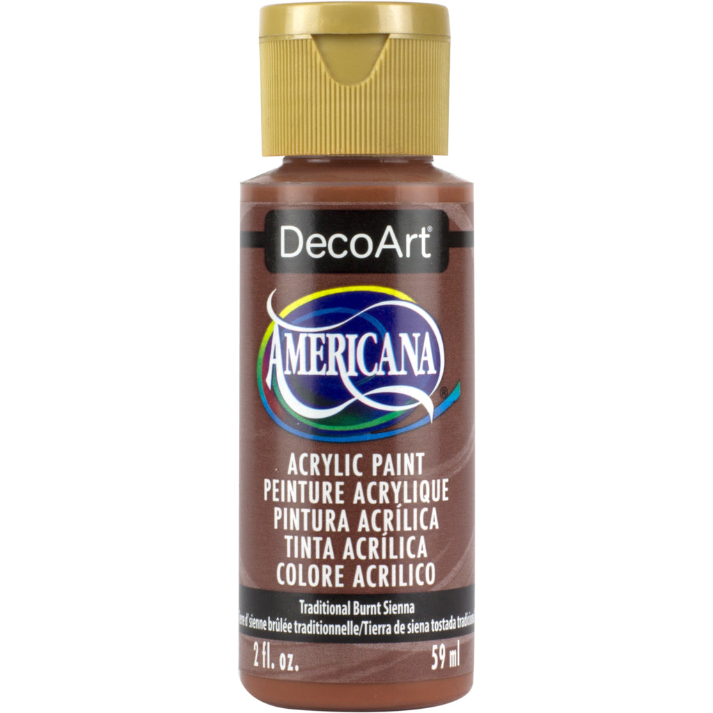Traditional burnt sienna 2oz Americana