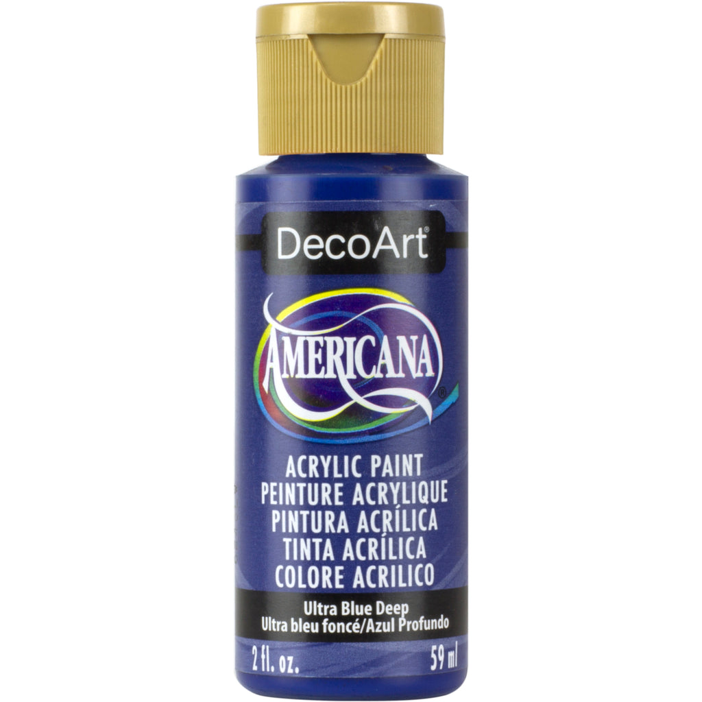 Ultra Deep Blue 2oz Americana