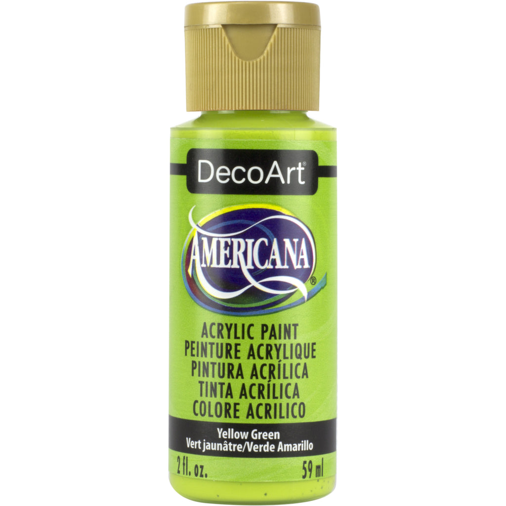 Yellow Green 2oz Americana