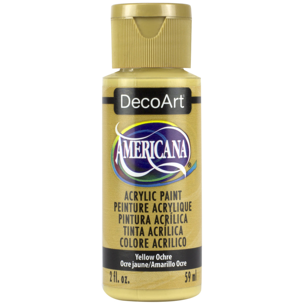 Yellow Ochre 2oz Americana