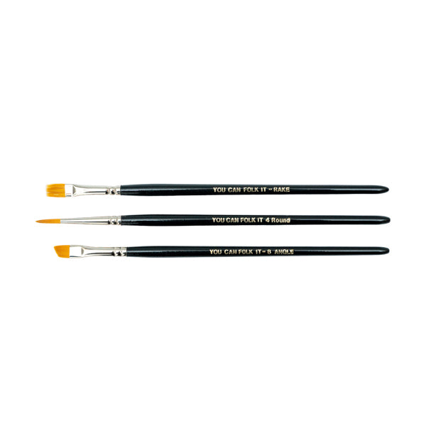 Masterclass For Intermediates Brush Set