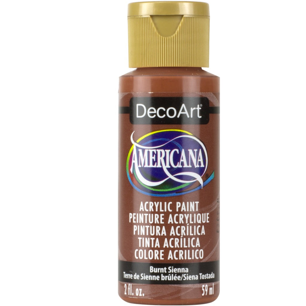 Burnt Sienna 2oz Americana