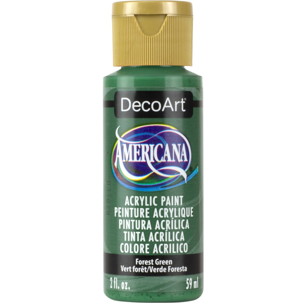 Forest Green 2oz Americana