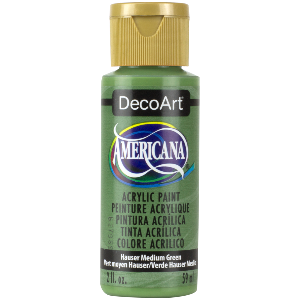 Hauser Medium Green 2oz Americana