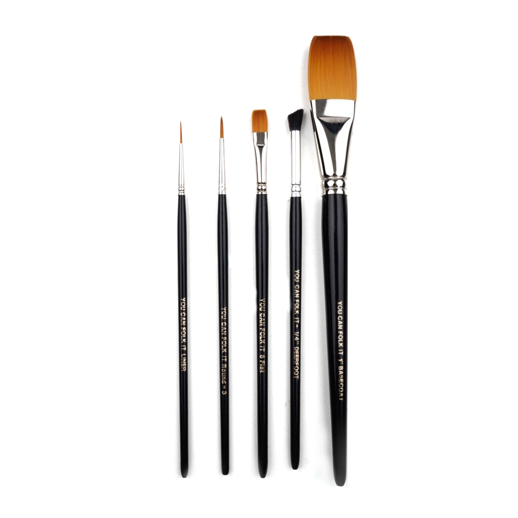 Beginners Brush Set