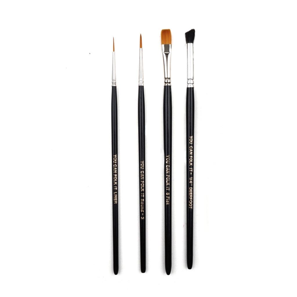 Masterclass for beginners brush set