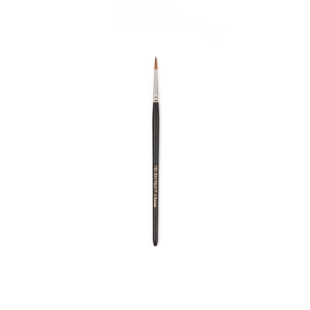Luxe No 4 Round Brush
