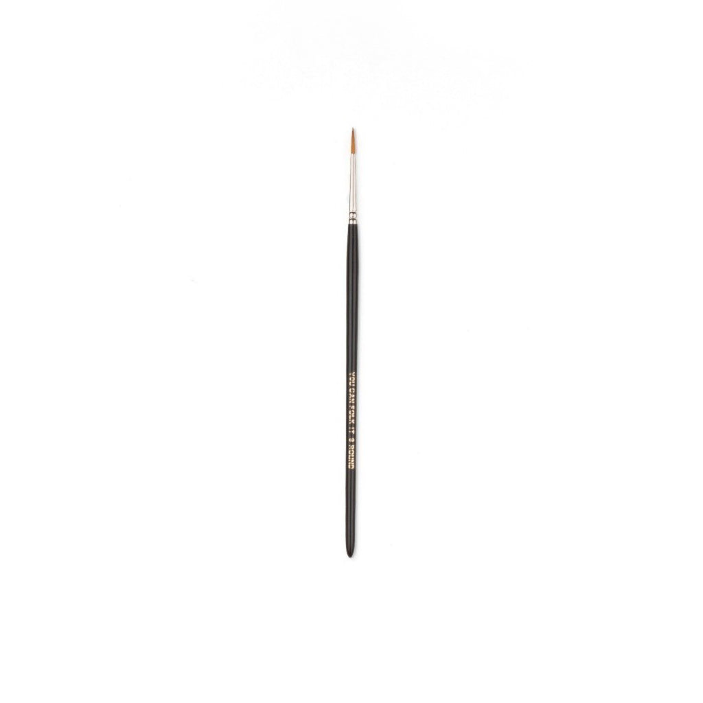 Luxe No 3 Round Brush