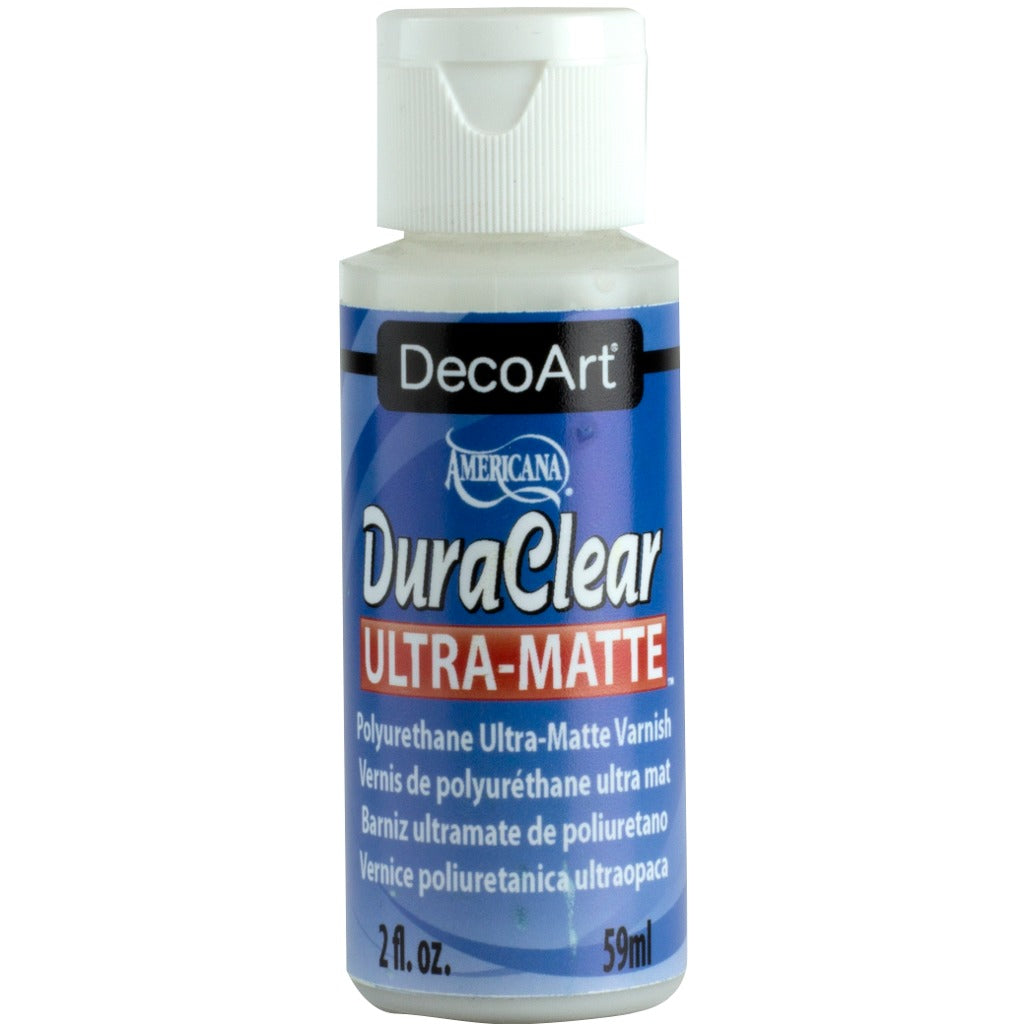 DuraClear Ultra Matte Varnish
