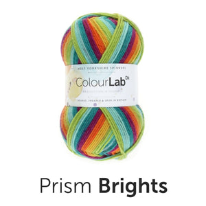 West Yorkshire Spinners Colour Lab DK 100% wool