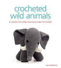 Load image into Gallery viewer, Crocheted Wild Animals