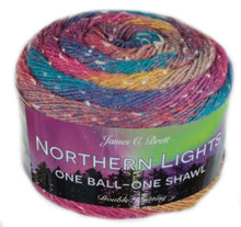 Load image into Gallery viewer, James Brett Northern Lights DK