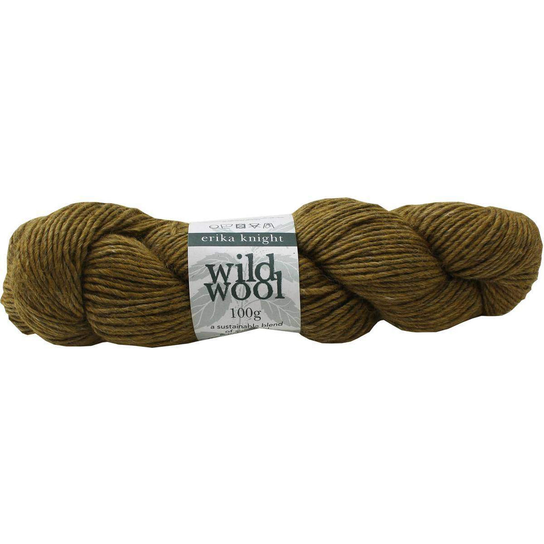 Erika Knight Wild Wool Aran 100% natural fibre