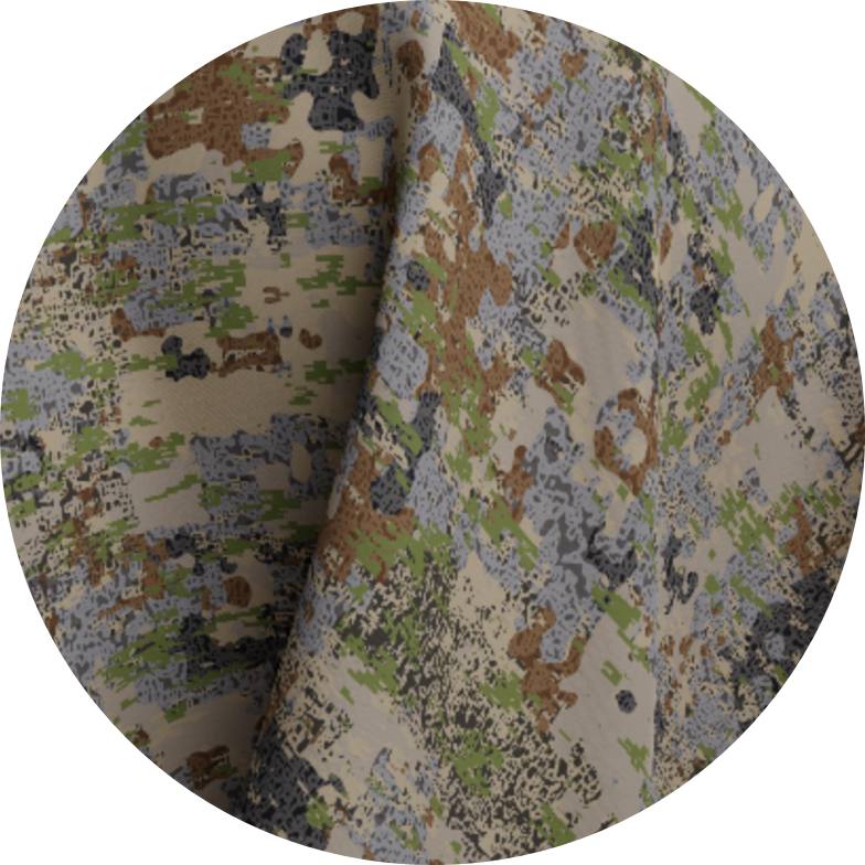 exposed camo pattern