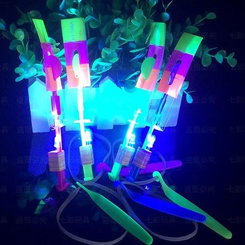 Party Arrow Copters Flying Toys