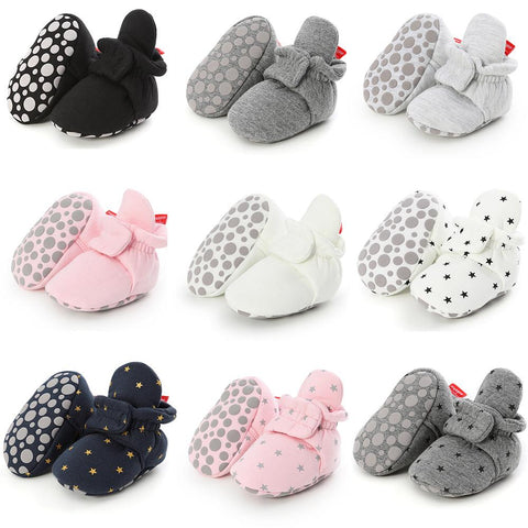 Newborn Baby Socks Shoes