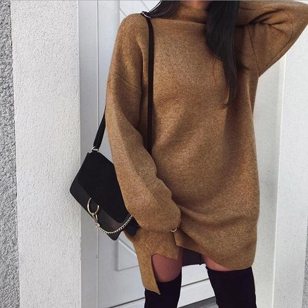 Winter Long Sleeve Women Sweater