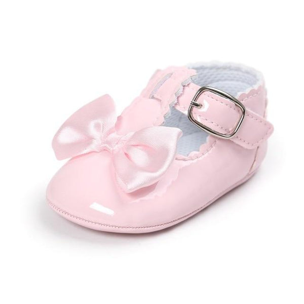 Soft Sole PU Princess Shoes