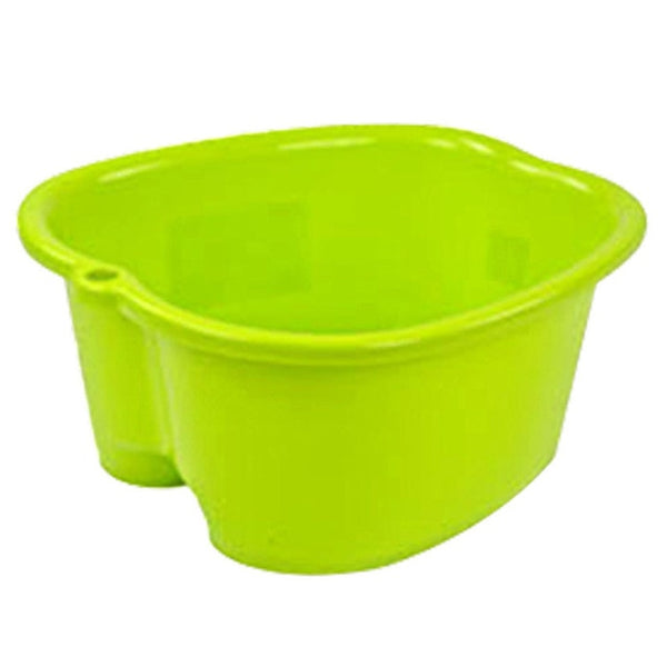Plastic Tub Foot Soak Basin