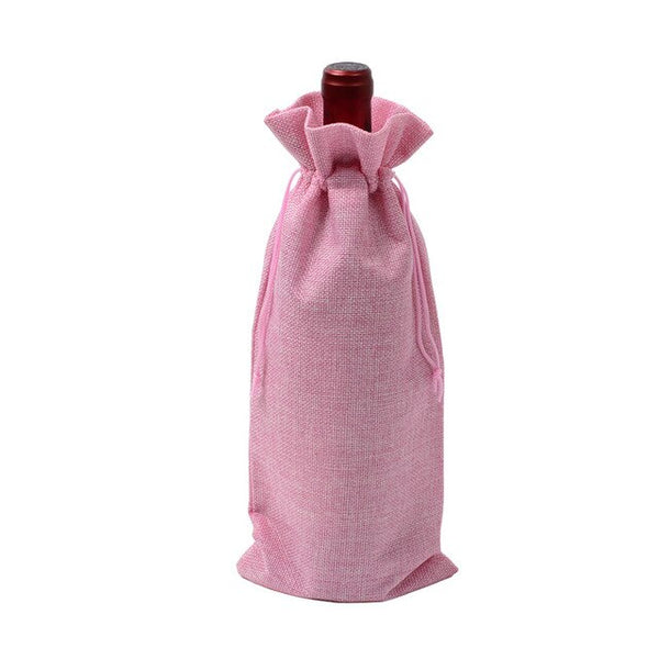 Wrap Gift Package Wine Bags