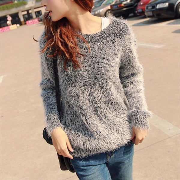 New Fashion Autumn Winter Women Sweater