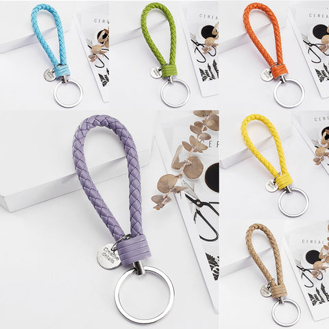 Woven Rope bts keychain