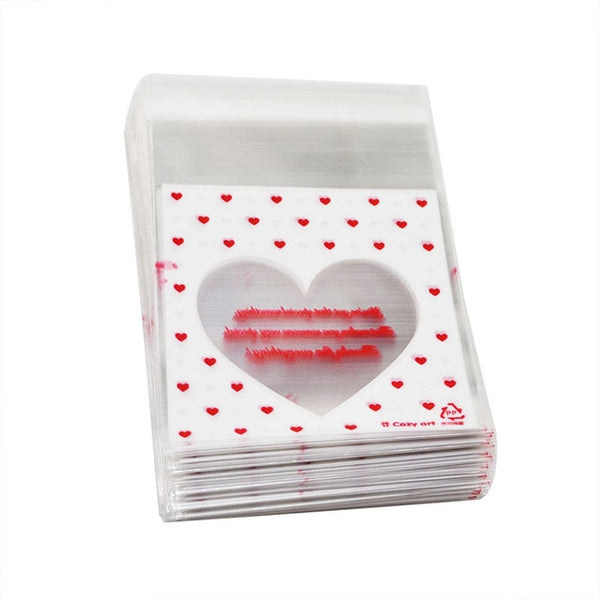 Self Adhesive Plastic Bag Baking Package