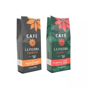 custom printed  gusseted coffee bags   low minimums, high quality pricing and materials.