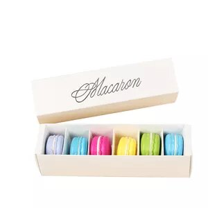 custom printed  macaron boxes   low minimums, high quality pricing and materials.