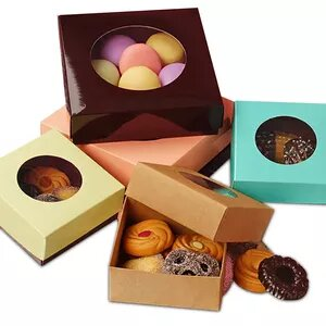 custom printed  pastry boxes   low minimums, high quality pricing and materials.