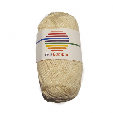 Bamboo - Lys beige