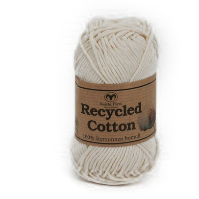 Recycled Cotton Off white