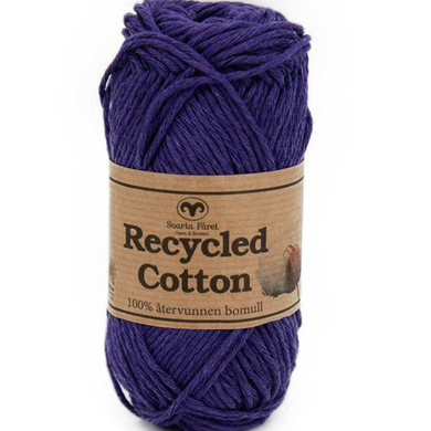 Recycled Cotton Lilla