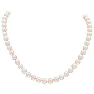 Cultured Pearl Necklace (16inch)
