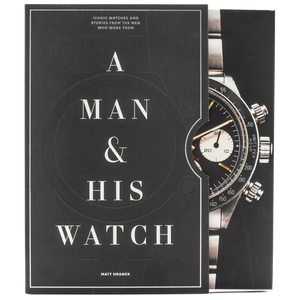 A Man and His Watch Book