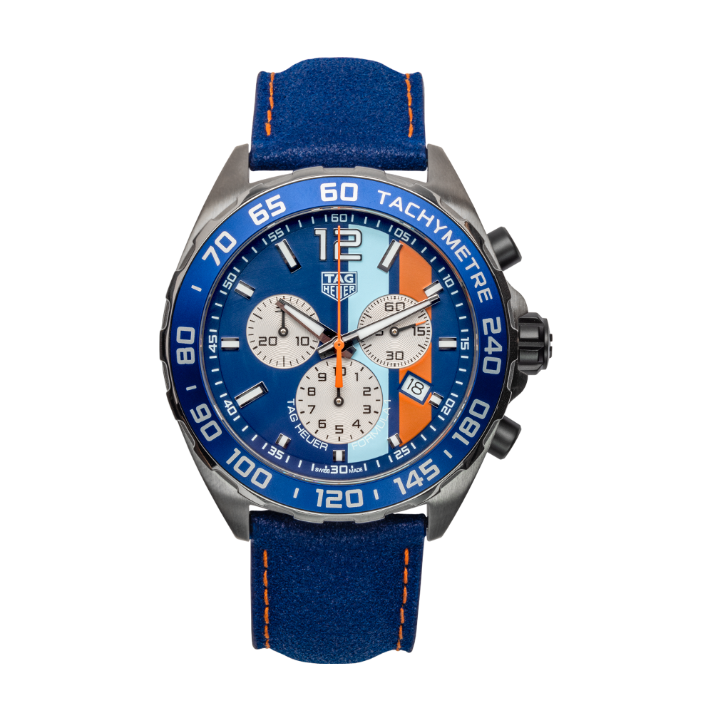 Tag Heuer Formula 1 Quartz Gulf Racing Watch