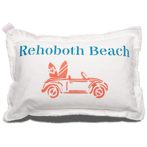 Rehoboth Beach Decorative Pillow