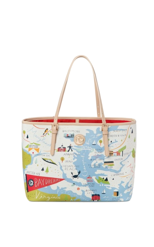 Spartina Bay Dreams Tote