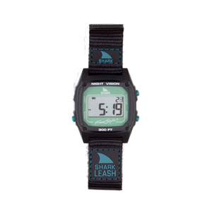 Shark Black Fin Watch