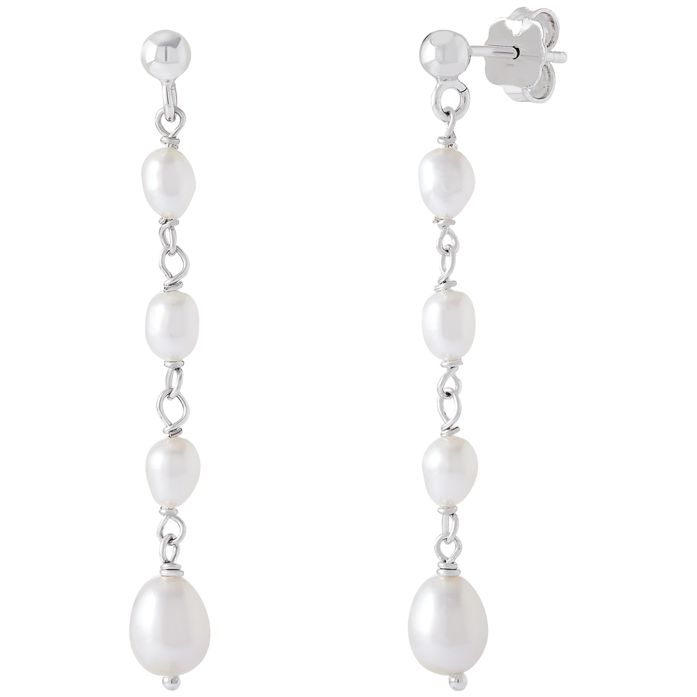 Honora Freshwater Pearl Dangle Earrings