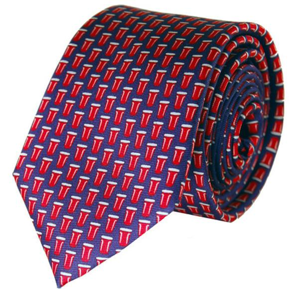 Lazyjack Press The ReRack Tie